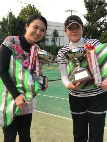 文京区レディーステニス大会